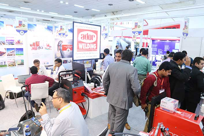 International Exhibition on Cutting, Welding Materials & Equipment Laser Technology Machine Tools and Allied Products