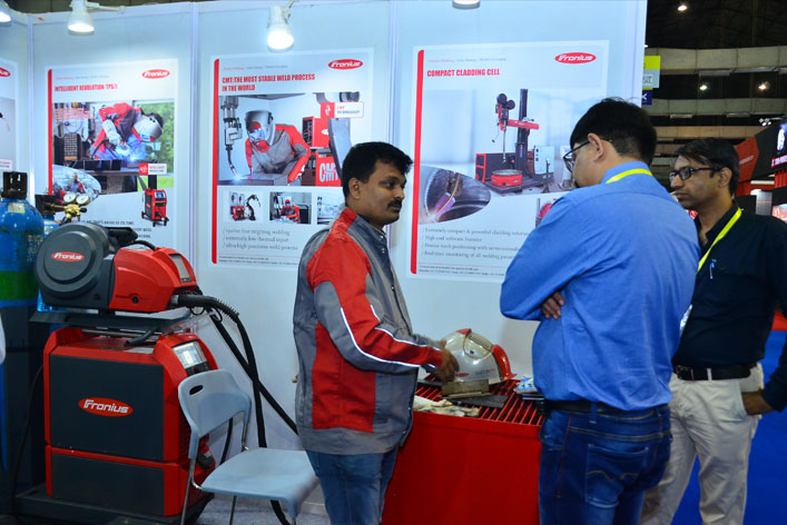 India's Focused B2B Exhibition on Cutting/Welding Equipment,Consumables and Accessories