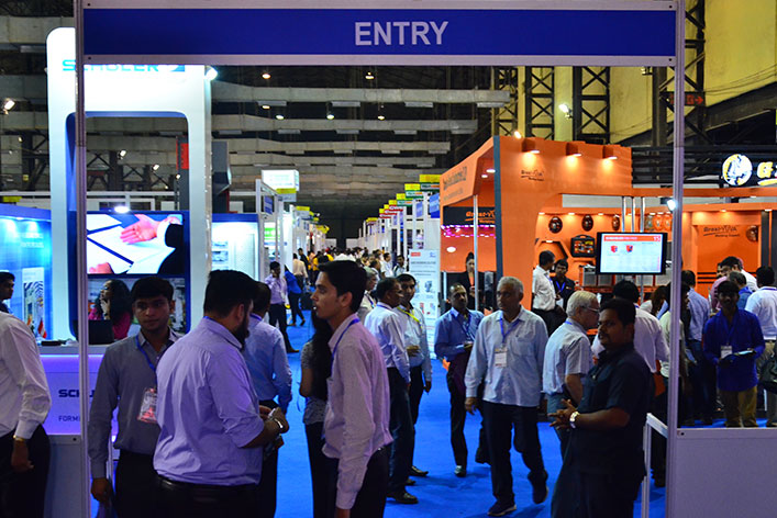 CWE: Attracting more than 8,422 visitors and 304 exhibitors from around the Globe